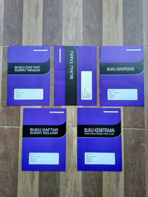 Paket Buku Administrasi Paudtk Lengkap