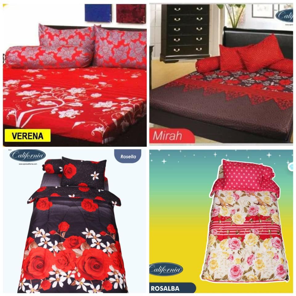 Promo Chelsea Rosewell Bed Cover Emboss Sp 120x200cm 14 Hijau Microtex Set Sprei A124 Biru Ss California My Love 120 Rosalinda Rosella 120x200 Single