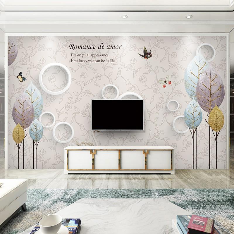 8d TV Background Wallpaper Perekat Diri Wallpaper 3d Stereo Yang Modern  Ruang Tamu Minimalis Dekoras | Shopee Indonesia