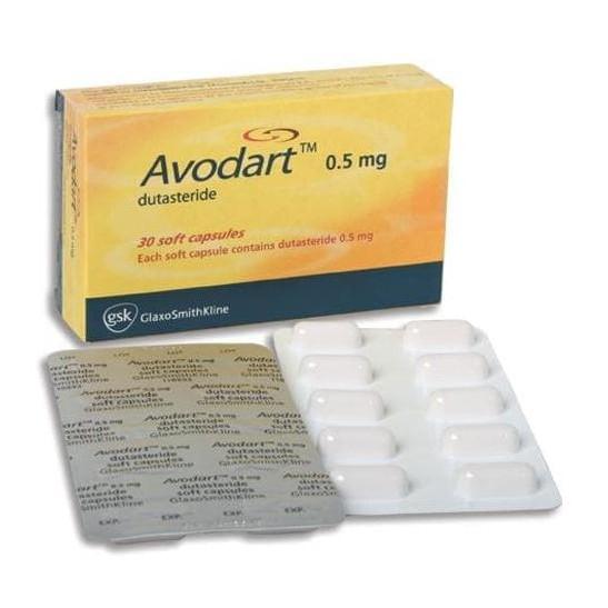 Joss Avodar Dutasteride 0 5 Mg Obat Prostat Original Ampuh Shopee Indonesia