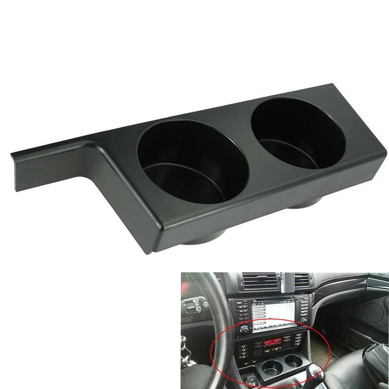 E39 FRONT CUPHOLDER BLACK