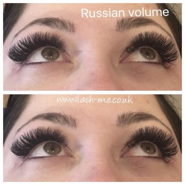 Volume Dimensi Eyelash Extension Shopee Indonesia