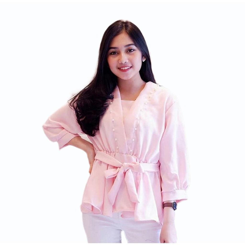 Fashion Nf Daftar Harga Desember 2018 Dksh New Arrival Sendal Tali Trendy Wanita Dknz 378