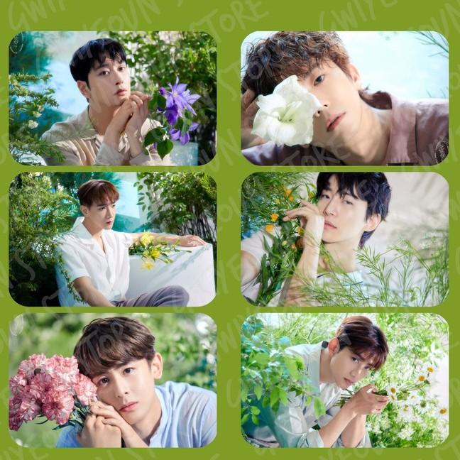 Photocard 2PM - Fanclub Kit 8 Concept