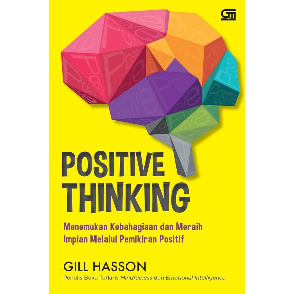 Keep Positive Thinking Shopee Indonesia Berpikir Itu Dipraktekin