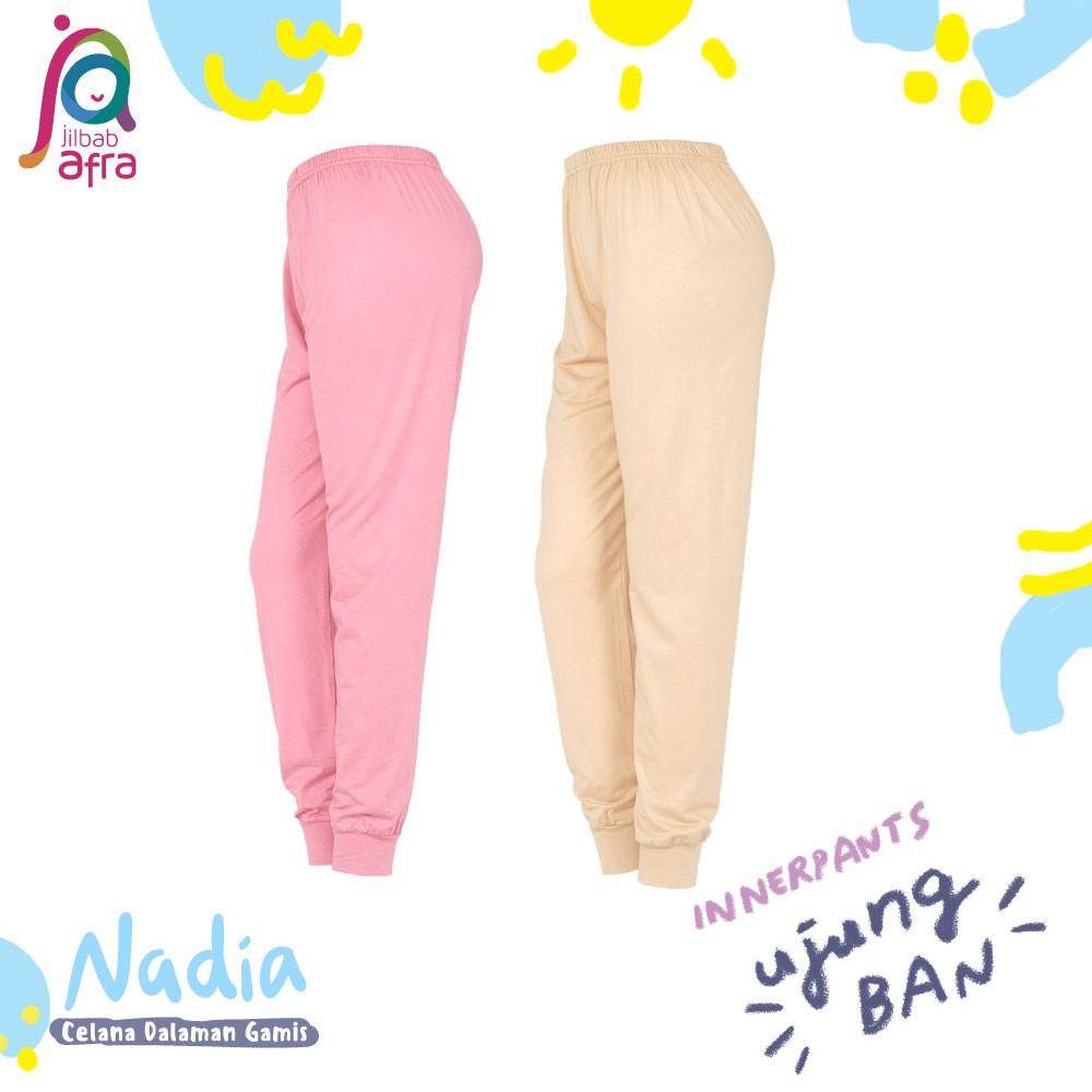 Nadia Celana Legging Dalaman Gamis Jilbabafra Shopee Indonesia