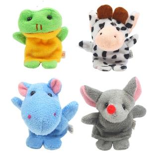 Mainan Berupa 10 Buah Boneka Jari Bentuk Binatang Biologis Motif ... ce1accc76a