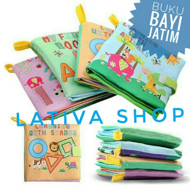 "EELIC Buku Bayi-01, ""Color"", Bayi Dapat Belajar Dan Bermain | Shopee Indonesia"