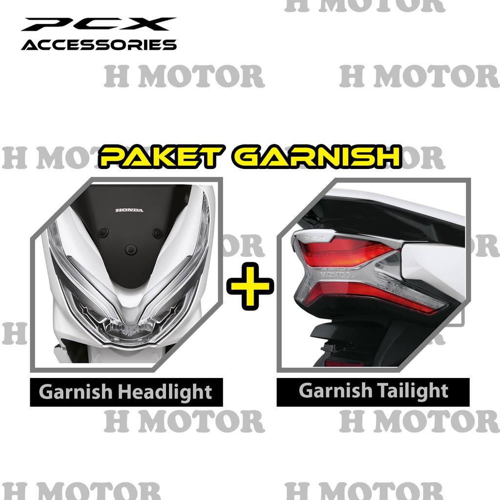 Honda Ori Cover Plat Nomor Tatakan Dudukan Bingkai Motor Frame Shopee Indonesia