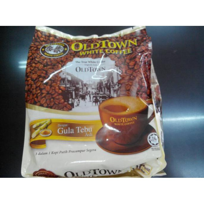 OLDTOWN WHITE COFFEE ...