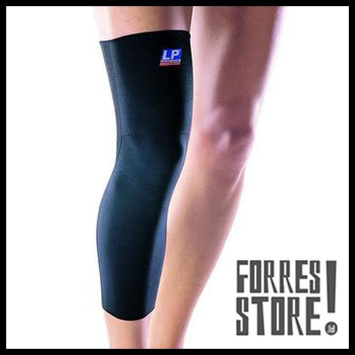 Diskon Lp Support Knee Support Lp 667 / Deker Lutut Volly / Knee Panjang Qr0193