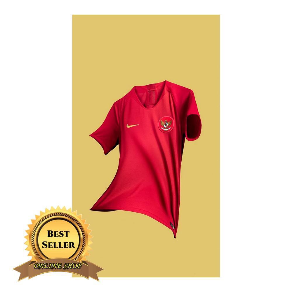 9d127ddf4 BiG SiZE JUMBO 3XL XXXL Jersey Baju Kaos Indo Indonesia Home 18 19 ...