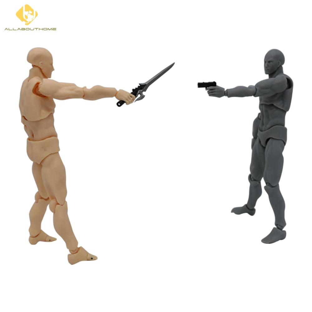 Action Figure Figma Figma Archetype Bahan PVC Untuk Sketsa Gambar