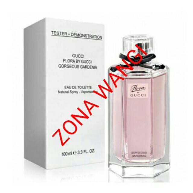 1f390a41737 Parfum wanita Gucci gorgeous gardenia 100 ml import