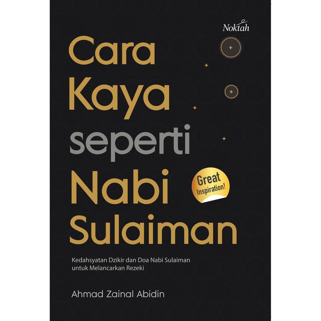 Cara Kaya Seperti Nabi Sulaiman Shopee Indonesia