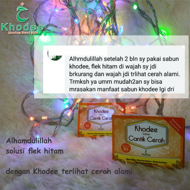 Khodee Sabun Haji Umroh Sabun Khodee Khodee Indonesia Shopee Indonesia