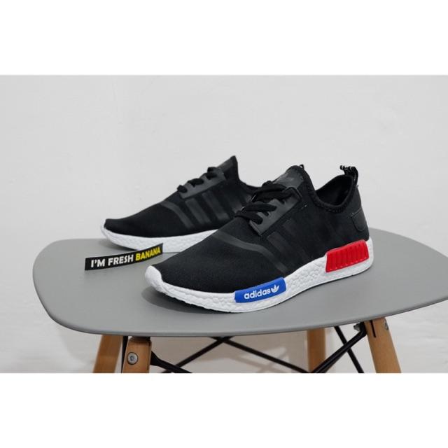 Sepatu Adidas NMD XR1 XR 1 Mastermind Master mind Black Japan Jepang ... 9375b652f0