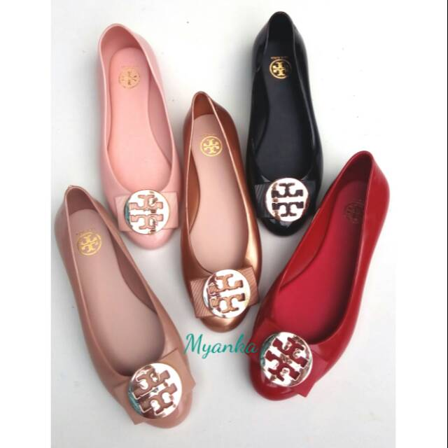 Jelly Shoes Flat