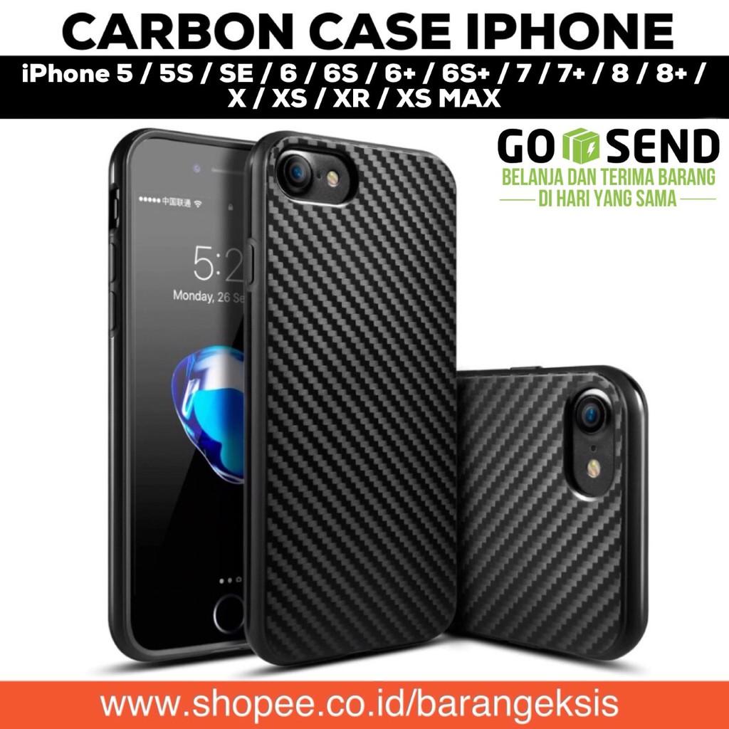 Slim Silicon Casing Iphone 5 5s SE 6 6s 6 Plus 6s Plus 7 7s 7 Plus Casing  Lentur Karet TPU Luxury  5a516765ae