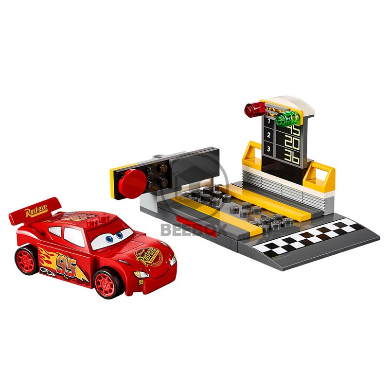 Lego Original Disney Pixar Cars 3 Lego Junior Lightning Mcqueen Speed Launcher 10730 Shopee Indonesia
