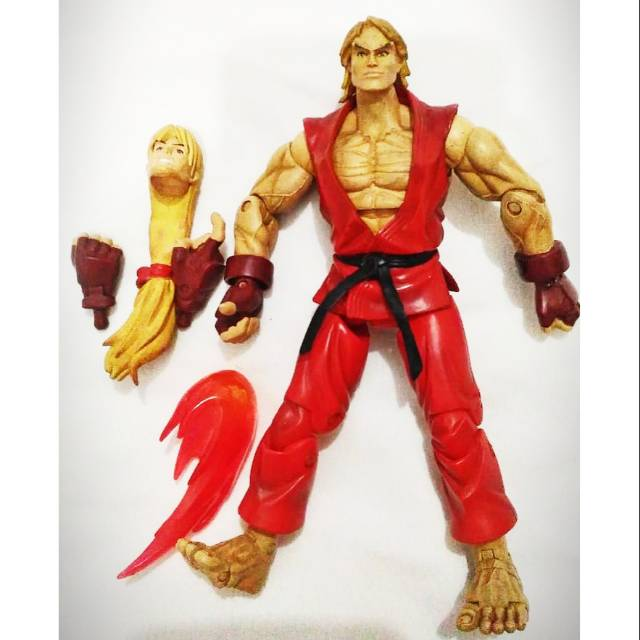Action Figure Ken Street Fighter Shopee Indonesia