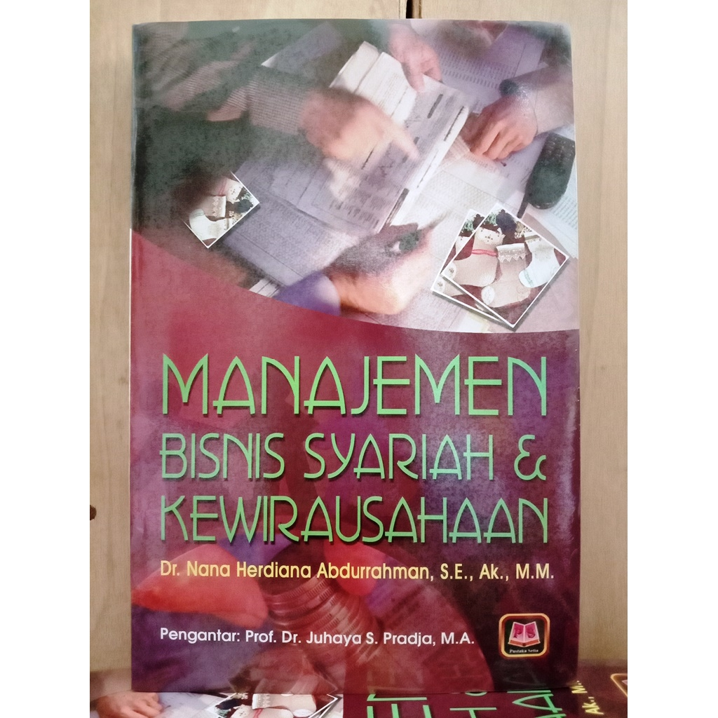 Manajemen Bisnis Syariah Dan Kewirausahaan Dr Nana Herdiana Shopee Indonesia