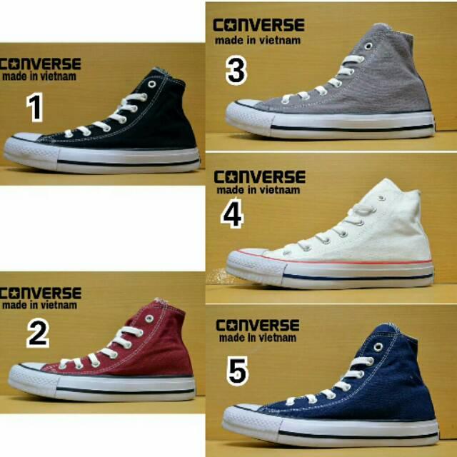 Sepatu all star converse CT chuck tylor lunarlon grade A++ insudle box  79b8a889a1
