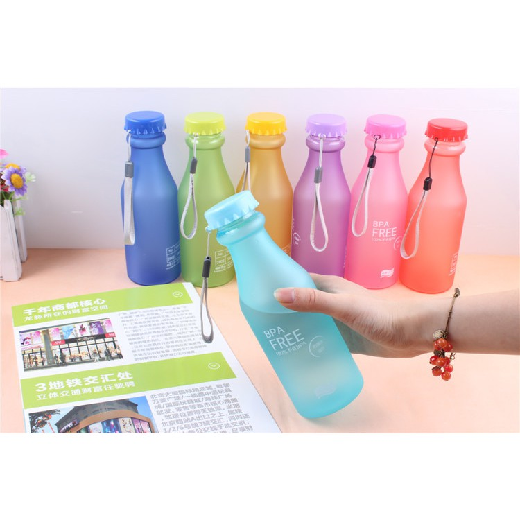 UCHII BOTORU Travel Drinking Bottle Japanese | Botol AIr Minum | Colorful Eco Friendly Glass | Shopee Indonesia