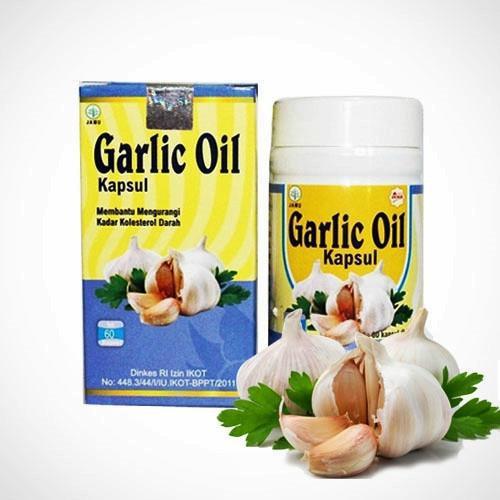 Garlic Sauda plus Propolis Pondok Herbal - Kapsul Minyak Bawang Putih ASLI | Shopee Indonesia