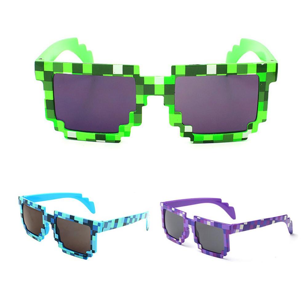Kacamata Minecraft - Sunglasses - Kaca Mata Anak  5c9a4aeb67
