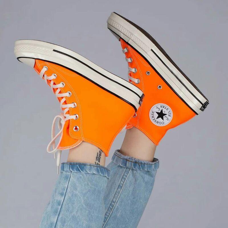 Converse Chuck 70S Hi Seasonal Orange(167700C)