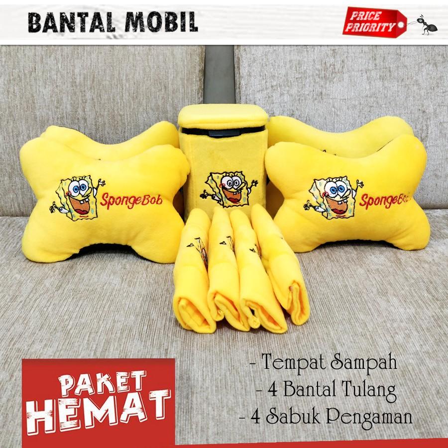 Tempat Sampah Mobil Universal Motif Mickey Mouse / Tempat Sampah MICKEY PROMO | Shopee Indonesia