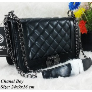 Tas Chanel Vip Gift original Authentic Branded Bag  9abf93a67d