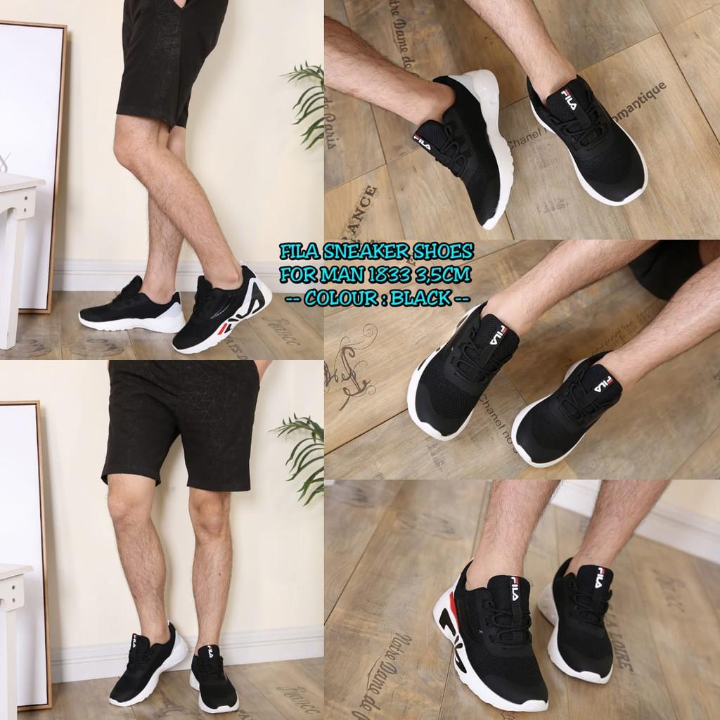 NEW ARRIVAL FILA SNEAKER SHOES 1833 Sneaker Import, Sneaker Batam, Sneaker Pesta, Sneaker Pria
