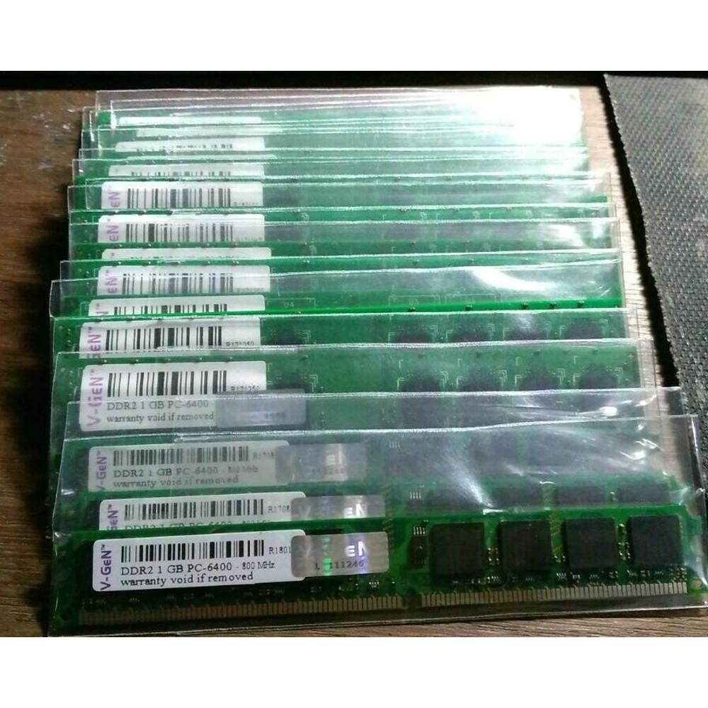 Ram Pc Ddr2 1gb 5300 6400 Merk Campur Shopee Indonesia 2gb Ddr3