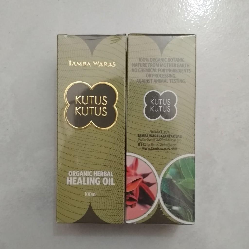 Original Minyak Kutus Organic Herbal Oil 100ml Shopee Indonesia Ori By Tamba Waras Gianyar Bali
