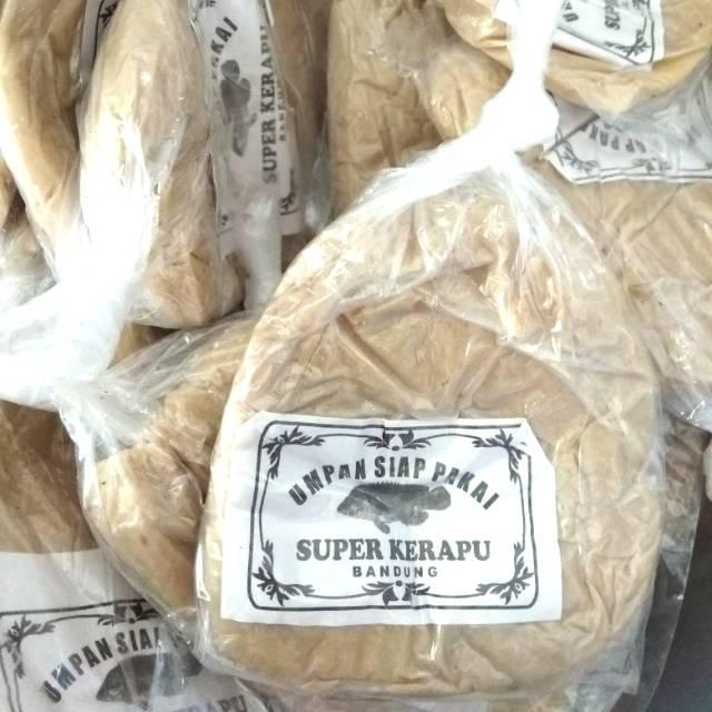 Umpan Pancing Super Kerapu Bandung Siap Pakai Shopee Indonesia