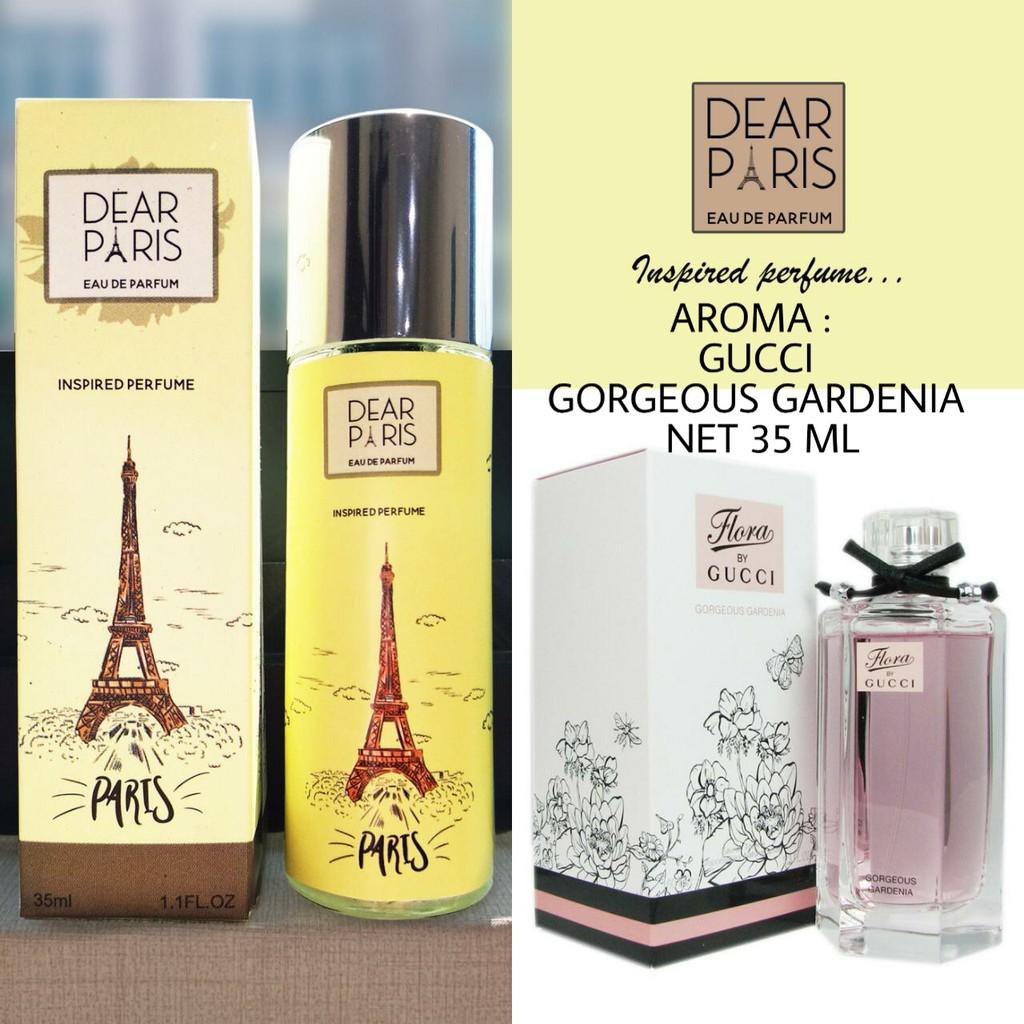 f5be78eec PARFUM GUCCI GARDENIA 100ML | Shopee Indonesia