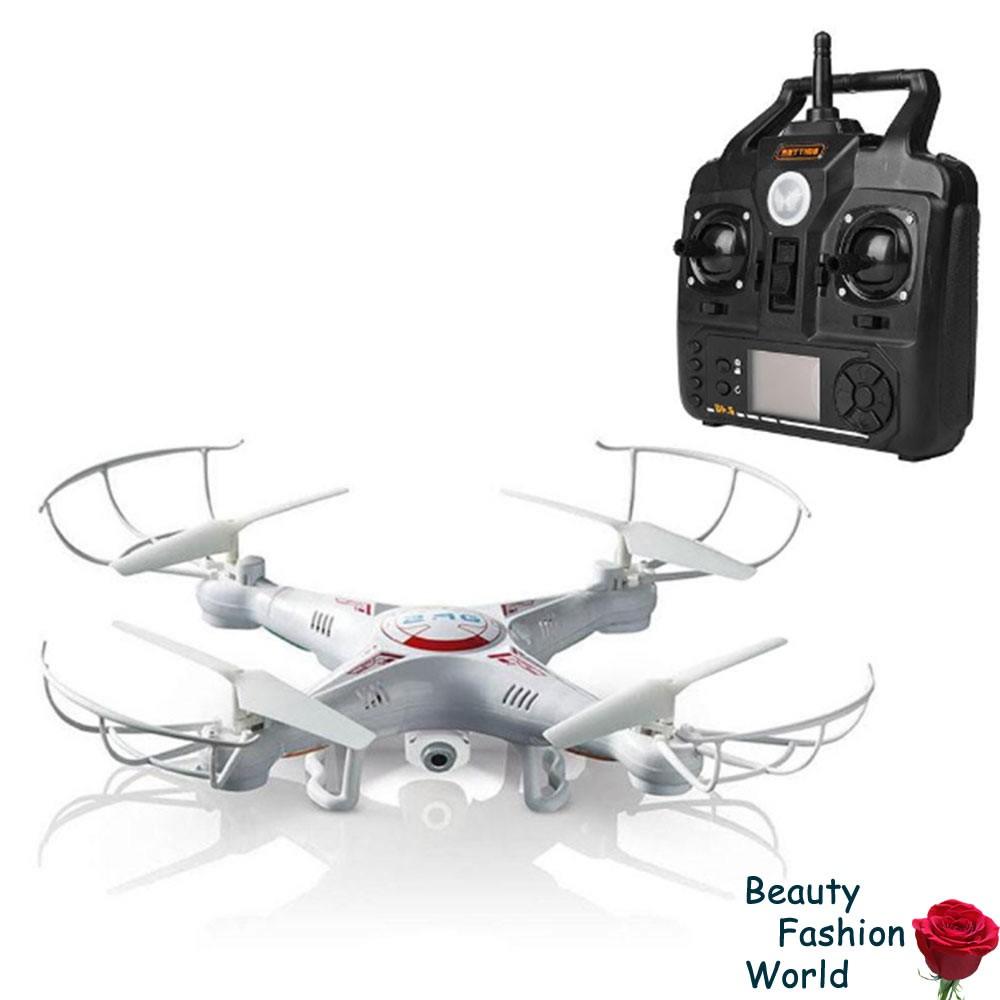 Syma 2g X5c 1 4ch 6 Axis Rc Quadcopter Drone Hd 03mp Kamera Menit Shopee Indonesia