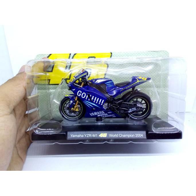 Diecast Leo Models Miniatur Motogp Honda NSR 500 Valentino Rossi 2001   Shopee Indonesia