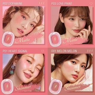 COD Pinkflash Ohmyhoney blush powder kosmetik matte natural repair blush on CANTIKLIB 2