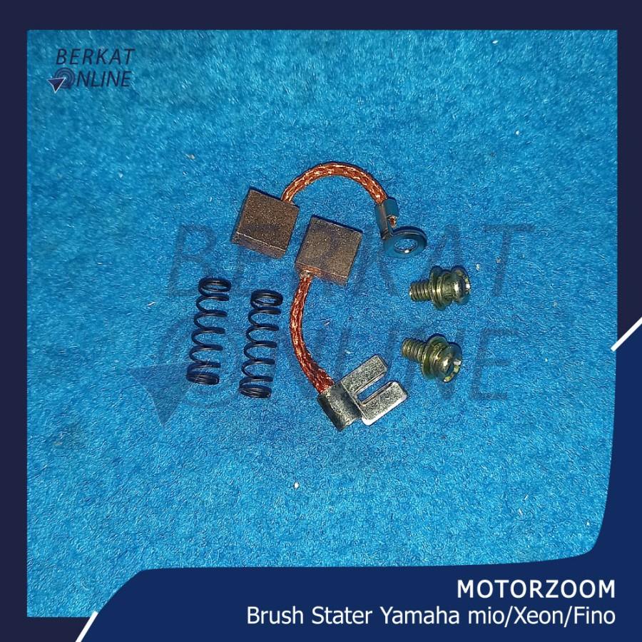 Cool Starter / Arang / Areng / Carbon Brush Yamaha Mio / Xeon / Fino