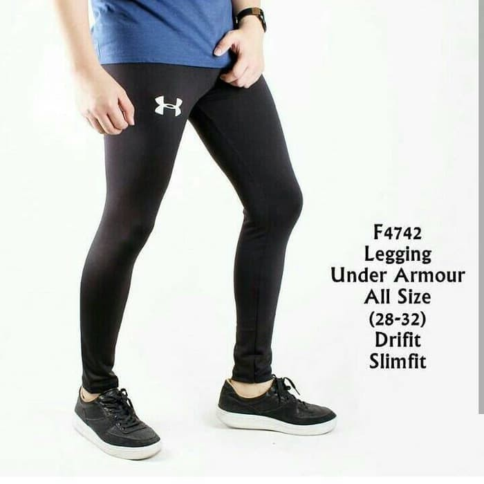 Cod Legging Leging Training Pria Wanita Futsal Gym Fitness Shopee Indonesia