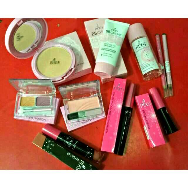 Paket Hemat Pixy Make Up Seserahan