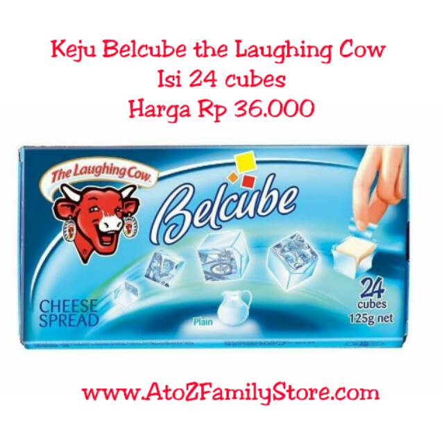 Keju Belcube the Laughing Cow