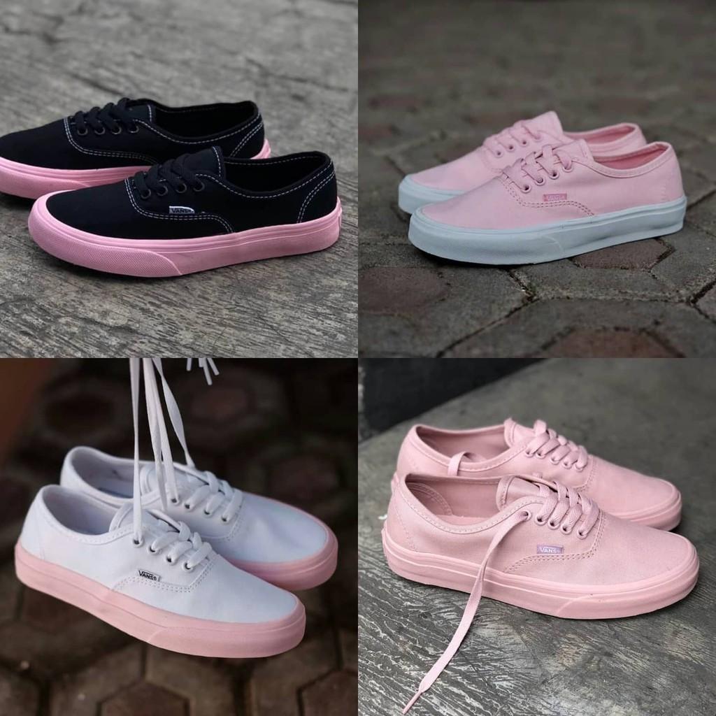 Sepatu Vans oldskool sweet pink Import premium Bnib China  fcc56e021