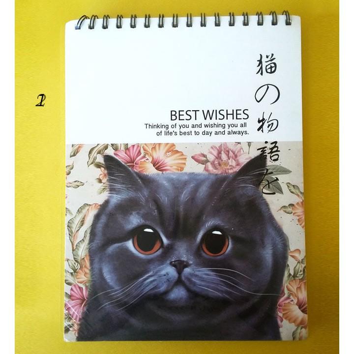Murah Buku Gambar Sketsa Buku Tulis Ring Sketchbook Fancy Jumbo