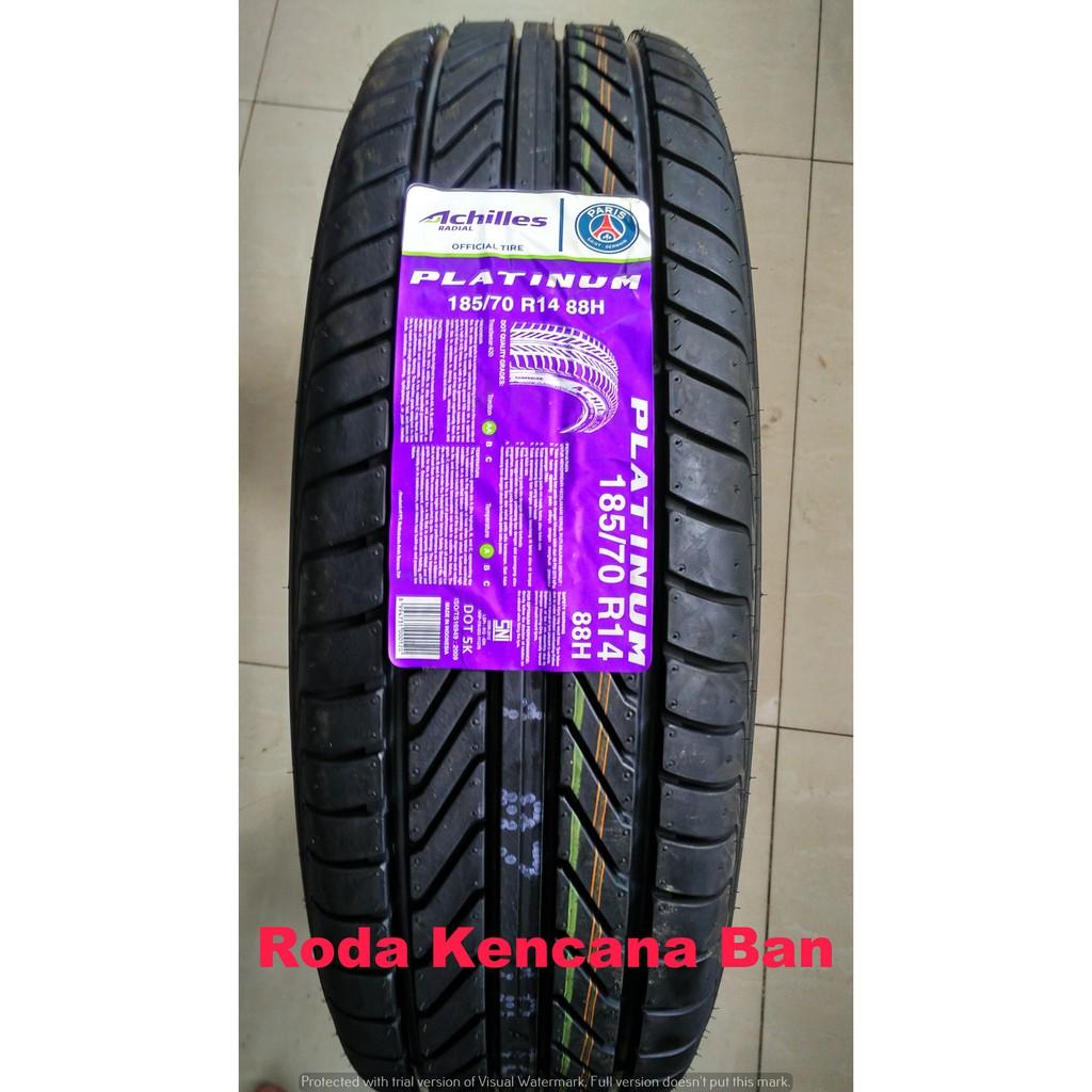 Achilles Platinum 185 70 R14 Ban Mobil Shopee Indonesia