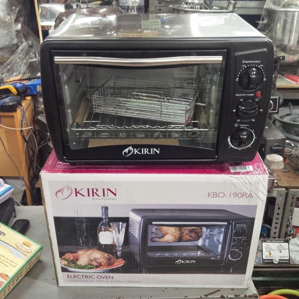 Kirin Kbo 90m Oven Listrik Abu 9 L Kbo90m Kb0 190raw Elektrik 19 Putihhitam 90 M Shopee Indonesia