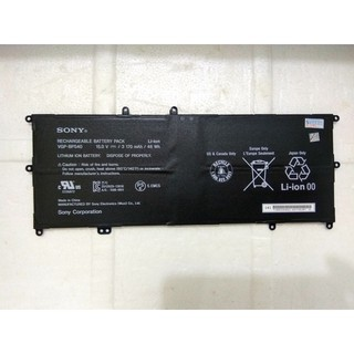 ORIGINAL BATTERY SONY VAIO SVF14N, SVF15N series (BPS40) (3 CELL) | Shopee Indonesia